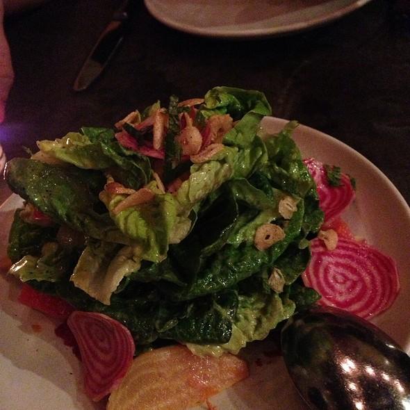 Little Gem salad @ Contigo