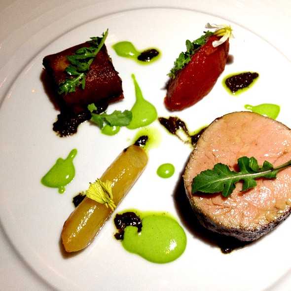 tenderloin of veal - Providence, Los Angeles, CA
