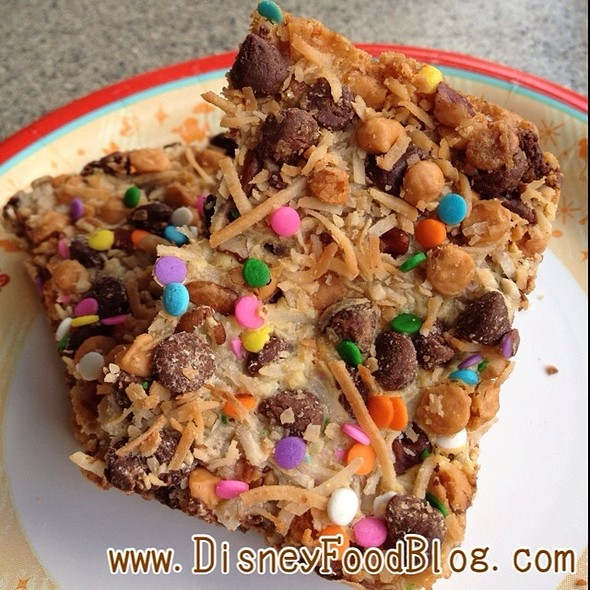 Magic Cookie Bar @ Roaring Fork