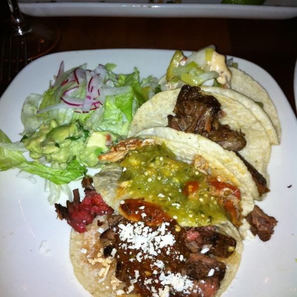 street tacos @ Reposado