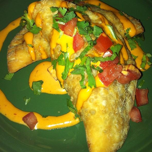 Chicken Empanada - Loca Luna, Atlanta, GA