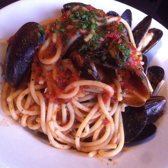 Spaghetti Vongole @ Barbrix