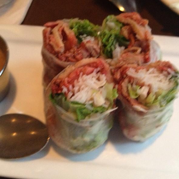 Pork Spring Rolls @ Thai Place Restaurant