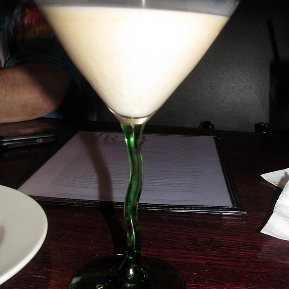 Carry Me Up martini - Robin Alexander, An American Bistro, Lynchburg, VA