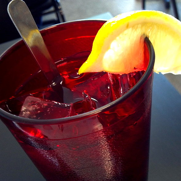 Unsweet Tea @ Jerry's Restaurant