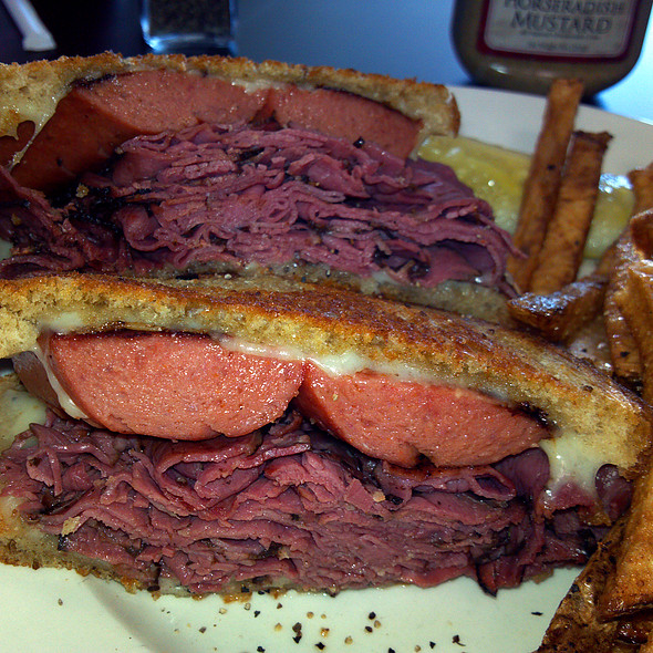 sailor sandwich @ Jerry's Restaurant