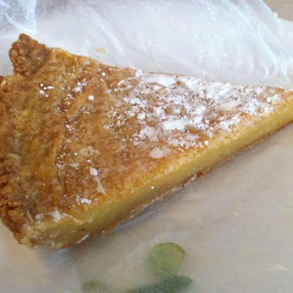 Crack Pie @ Momofuku Ssam Bar
