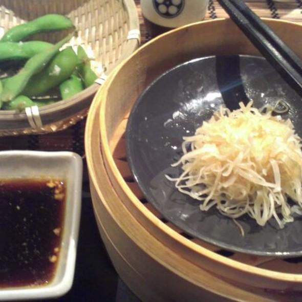 Dumplings @ Blue Light Yokohama AB