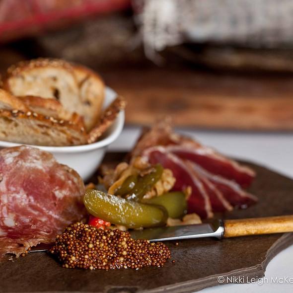 Charcuterie platter - Quinn's Steakhouse & Irish Bar, Toronto, ON