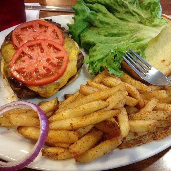 Ms. Terri Burger @ Big City Diner Aiea