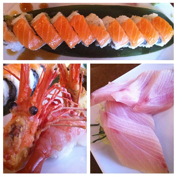 The Raw Deal @ Raw Sushi