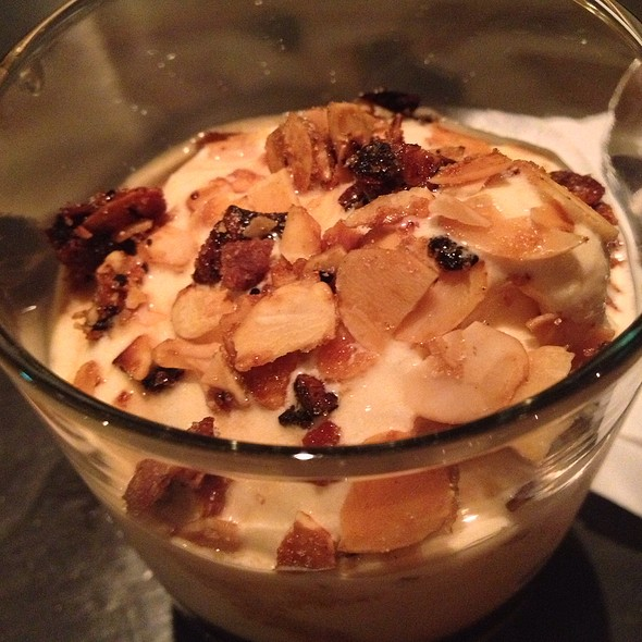 Raisin Pedro X Ice Cream @ Bomba Paella Bar