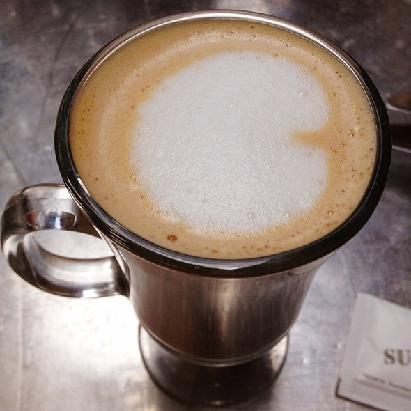 Cafe Latte @ Strictly Pancakes