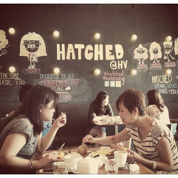 Deco  @ Hatched (@ Holland Village)