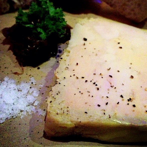 Terrine de Foie Gras @ Brasserie T