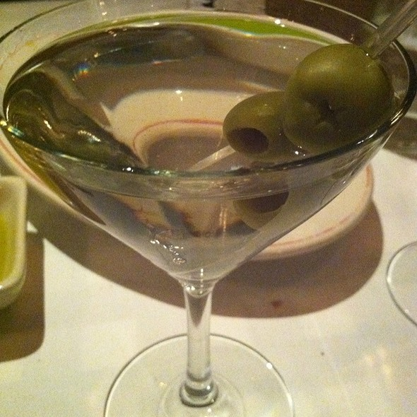 Martini - Maialino, New York, NY