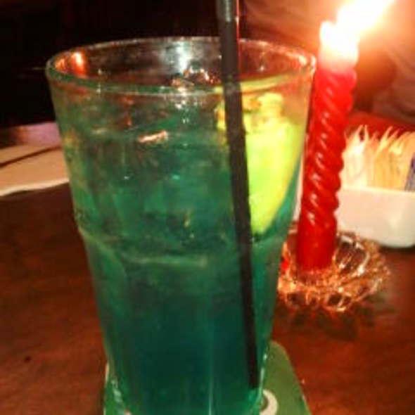 Electric Iced Tea Hard Rock Cafe