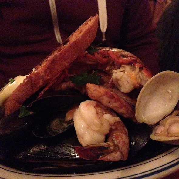 Bouillabaisse @ Pearl Oyster Bar