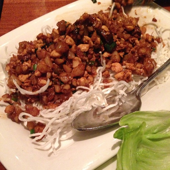 Chicken Lettuce Wraps @ P.F. Changs Boulevard Parque Arauco