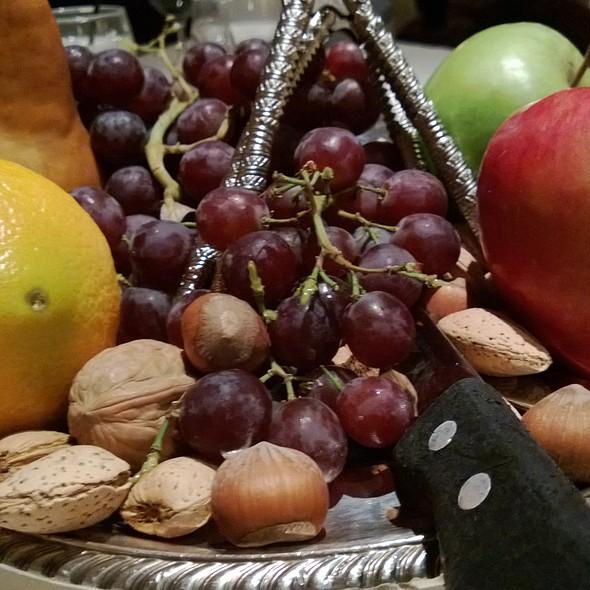 Fruits And Nuts Plate - El Gaucho - Bellevue, Bellevue, WA