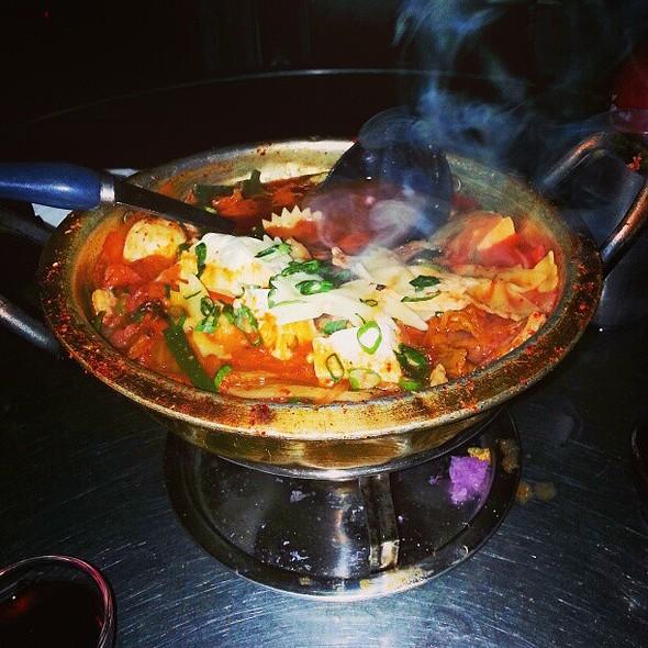 Hot pot!!