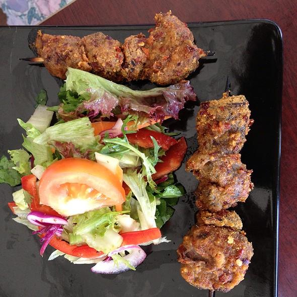 West African Kebabs @ Key Restaurant Maleny