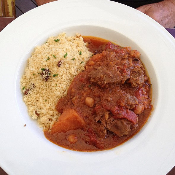 Lamb Tagine @ Key Restaurant Maleny