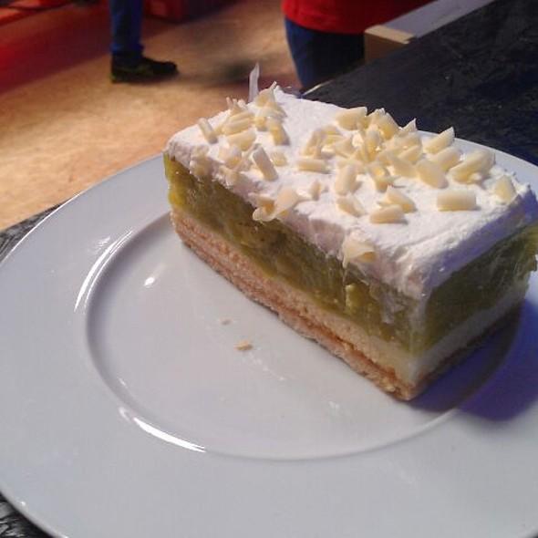 Limettenkuchen @ Messegelände Hannover