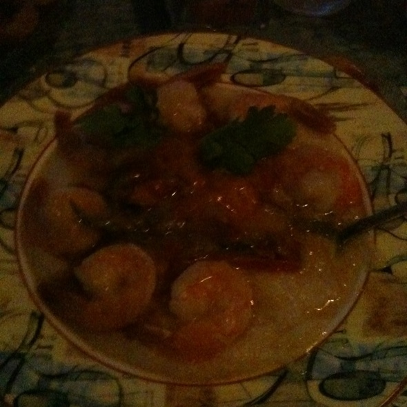 Shrimp and Grits - Old Oyster Factory, Hilton Head Island, SC