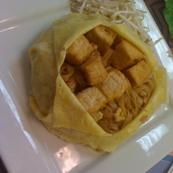 Egg Basket Pad Thai @ Chang                                                       Thai & Asian Cuisine