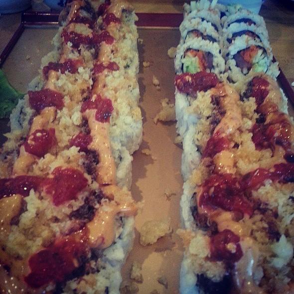 Sushi Sunday! @ Ninja