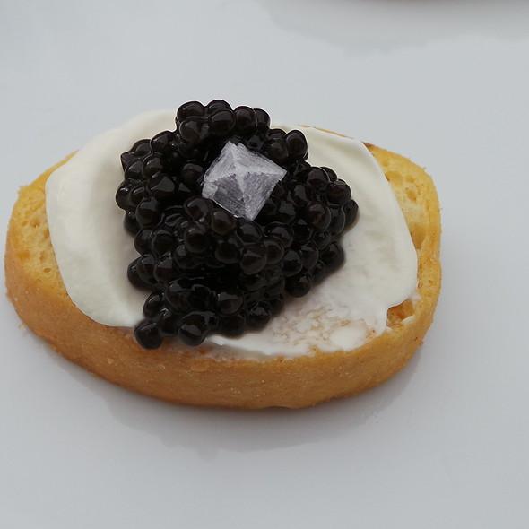 Caviar Snack @ Peter's