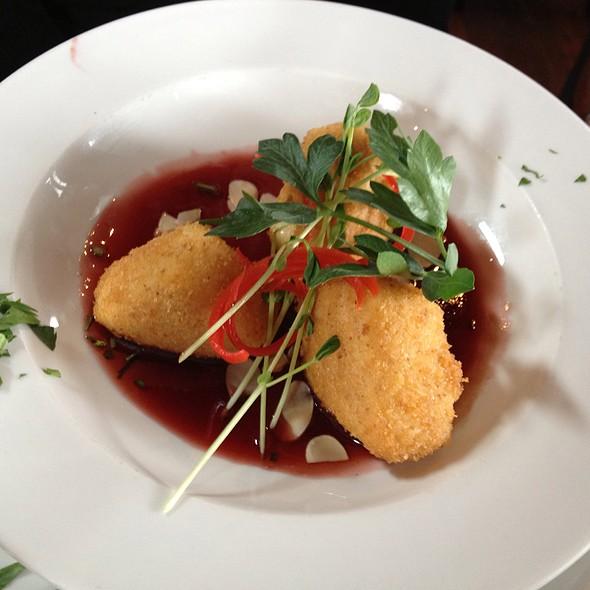 Tasmanian Camembert @ Birches Restaurant @ Mount Mee