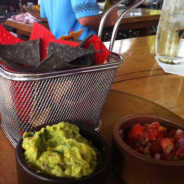 Chips, Salsa & Spicy Guacamole - Beach Tree Restaurant, Bar and Lounge, Kaupulehu, HI