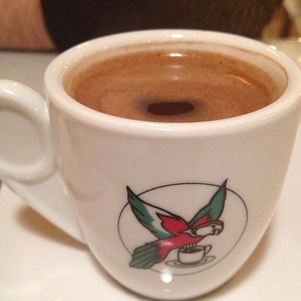 Greek Coffee @ Kuzina