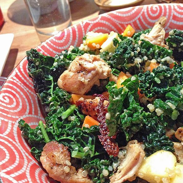 Kale Salad @ Tacolicious