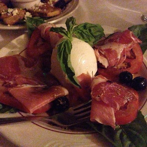 Caprese & Prosciutto - Villa Ravenna Fine Dining, Tulsa, OK