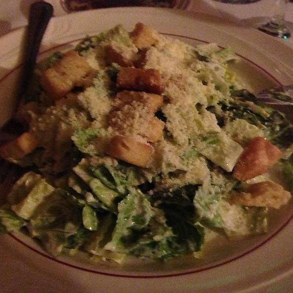 Caesar Sala - Villa Ravenna Fine Dining, Tulsa, OK