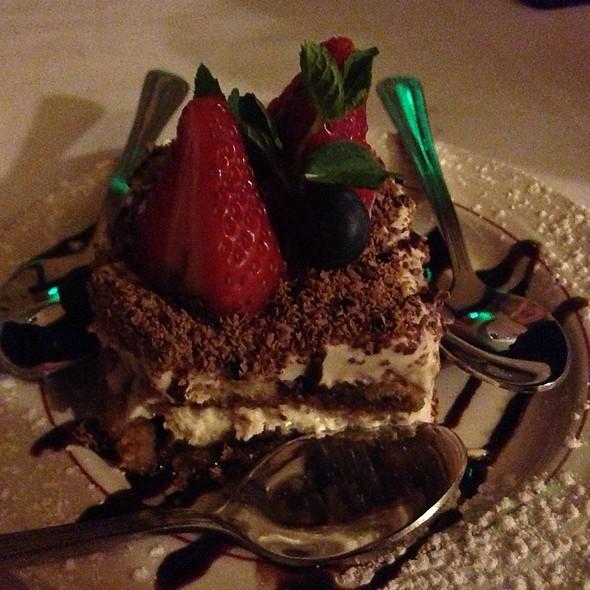Tiramisu - Villa Ravenna Fine Dining, Tulsa, OK