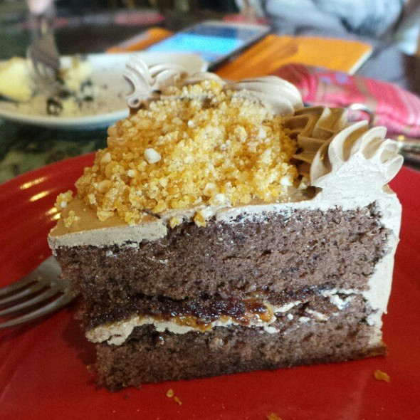 Nelusko Coffee Cake @ Margie Restaurant In Butuan