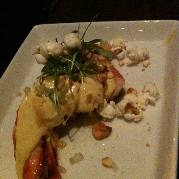 Shrimp Tiradito @ Sra. Martinez