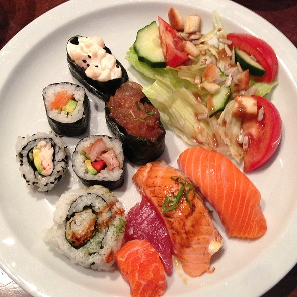 Japanese Buffet @ Haru No Yume