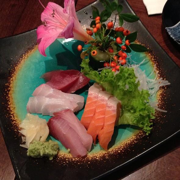 Sashimi @ Haru no yume Japanese Restaurant