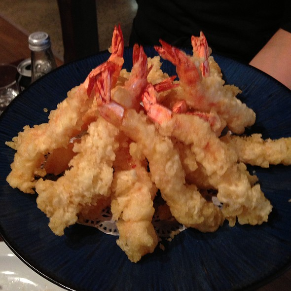Tempura Prawns @ Haru no yume Japanese Restaurant