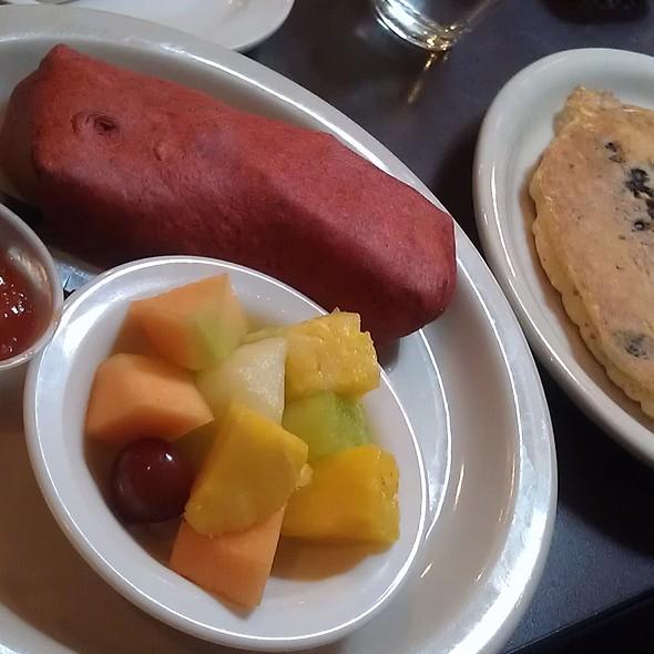 Breakfast Wrap @ Hicks & McCarthy Restaurant
