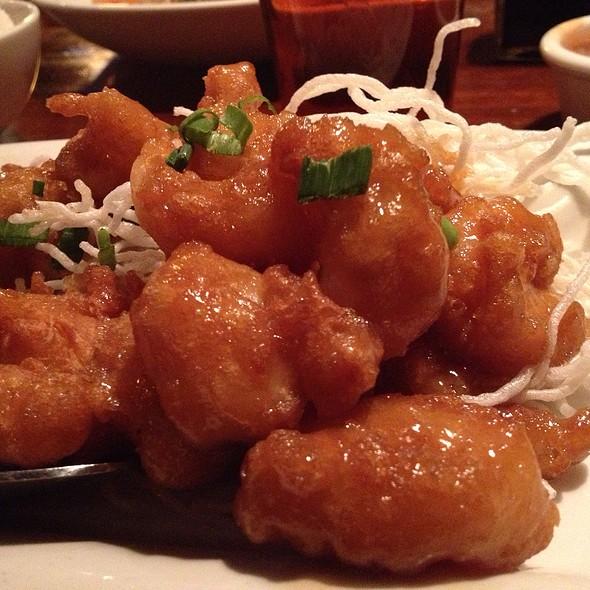 Crispy Honey Shrimp @ P.F. Chang's China Bistro