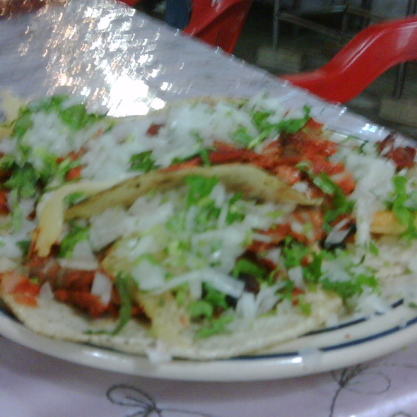 Tacos al Pastor @ La Cerca