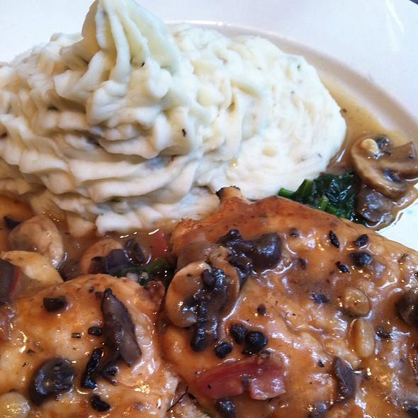 Chicken Portofino - Rosie O'Grady's, New York, NY