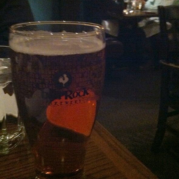 Big Rock India Pale Ale @ The Fish House