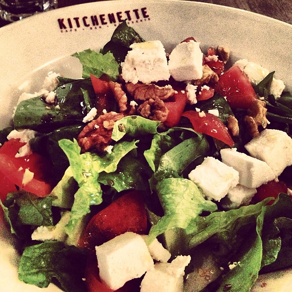 Lor Peynirli Salata @ Kitchenette Kanyon